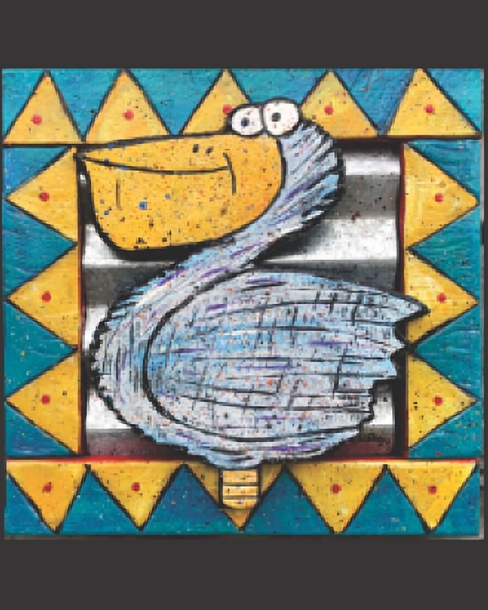Sculpture - Pelican